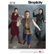 Simplicity Sewing Pattern 8718