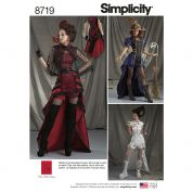 Simplicity Sewing Pattern 8719
