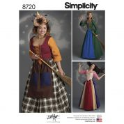 Simplicity Sewing Pattern 8720