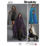 Simplicity Sewing Pattern 8721