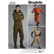 Simplicity Sewing Pattern 8722