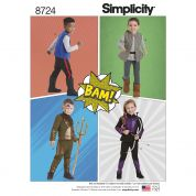 Simplicity Sewing Pattern 8724