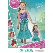 Simplicity Sewing Pattern 8725