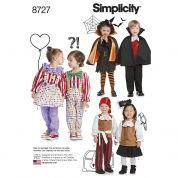 Simplicity Sewing Pattern 8727
