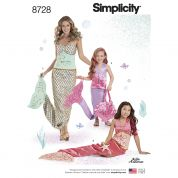 Simplicity Sewing Pattern 8728