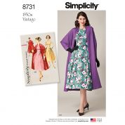 Simplicity Sewing Pattern 8731