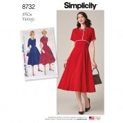 Simplicity Sewing Pattern 8732