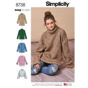 Simplicity Sewing Pattern 8738