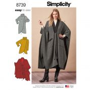 Simplicity Sewing Pattern 8739
