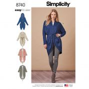 Simplicity Sewing Pattern 8740