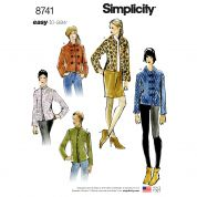 Simplicity Sewing Pattern 8741