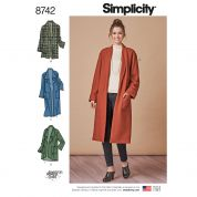 Simplicity Sewing Pattern 8742