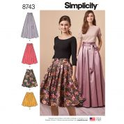 Simplicity Sewing Pattern 8743