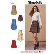 Simplicity Sewing Pattern 8746