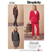 Simplicity Sewing Pattern 8748