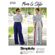 Simplicity Sewing Pattern 8750