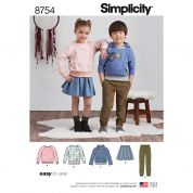 Simplicity Sewing Pattern 8754