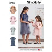 Simplicity Sewing Pattern 8755