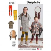 Simplicity Sewing Pattern 8756