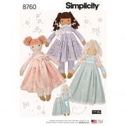 Simplicity Sewing Pattern 8760