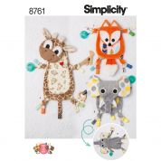 Simplicity Sewing Pattern 8761
