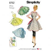 Simplicity Sewing Pattern 8762
