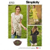 Simplicity Sewing Pattern 8763