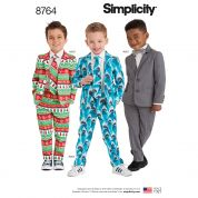 Simplicity Sewing Pattern 8764