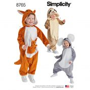 Simplicity Sewing Pattern 8765