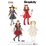 Simplicity Sewing Pattern 8766