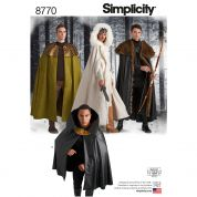 Simplicity Sewing Pattern 8770