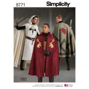 Simplicity Sewing Pattern 8771