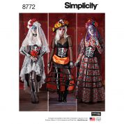 Simplicity Sewing Pattern 8772