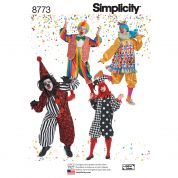 Simplicity Sewing Pattern 8773