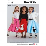 Simplicity Sewing Pattern 8774