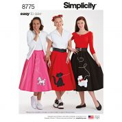 Simplicity Sewing Pattern 8775