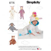 Simplicity Sewing Pattern 8776