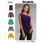 Simplicity Sewing Pattern 8788