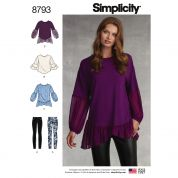 Simplicity Sewing Pattern 8793