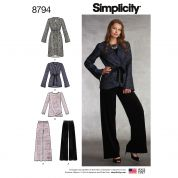 Simplicity Sewing Pattern 8794