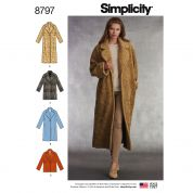 Simplicity Sewing Pattern 8797