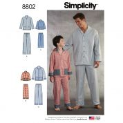 Simplicity Sewing Pattern 8802