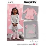 Simplicity Sewing Pattern 8805