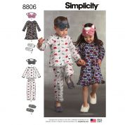 Simplicity Sewing Pattern 8806
