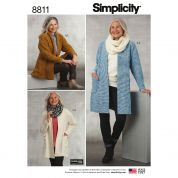 Simplicity Sewing Pattern 8811