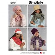 Simplicity Sewing Pattern 8812