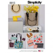 Simplicity Sewing Pattern 8813