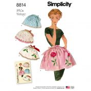 Simplicity Sewing Pattern 8814