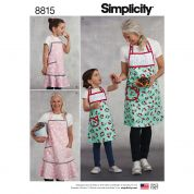 Simplicity Sewing Pattern 8815