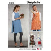 Simplicity Sewing Pattern 8816